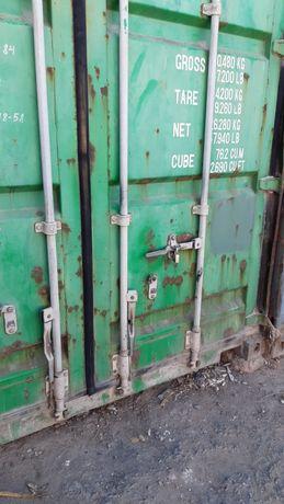 Продам контейнер морской