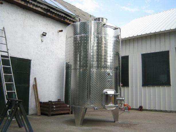 Cisterne/Vase/Butoaie INOX Romania KULINOX