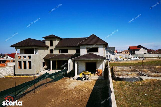 Vanzare Casa, proiect nou, Sat Costi, Galati, acces din DN26