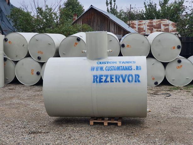 Bazin , Rezervor apa 5000 L subteran