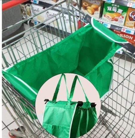 Пазарска чанта ,за количка