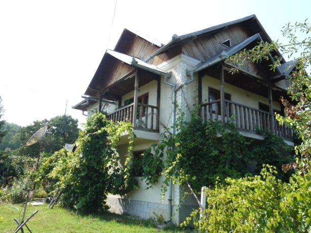 Casa Valea Mare DB, 1000 mp curte +casa+anexe, 3600 mp gradina+livada