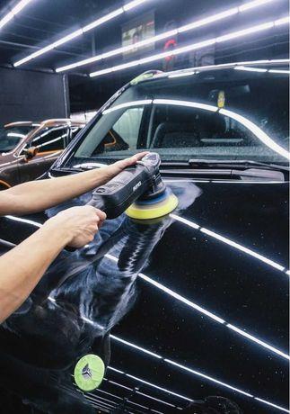 Химчистка авто машины CLEAN BOX шумоизоляция, тонировка, полировка
