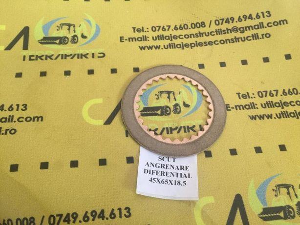 Disc angrenare diferential JCB miniexcavator perkins diesel max