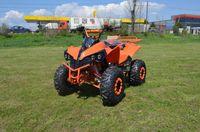 ATV 125cc NITRO Warrior Semiautomatik Livrare La Domiciliu