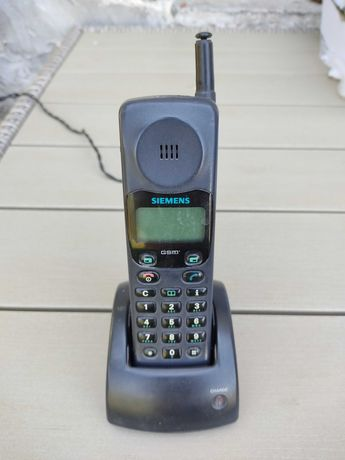 Мобилен телефон, мобифон Siemens S4 Работещ