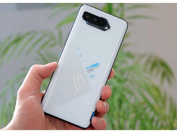 Asus ROG phone 5 white 12\128 новая