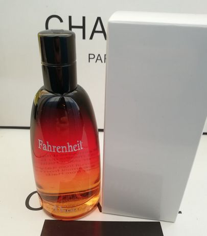 Аромат Christian Dior Fahrenheit распродажа оригинальных тестеров