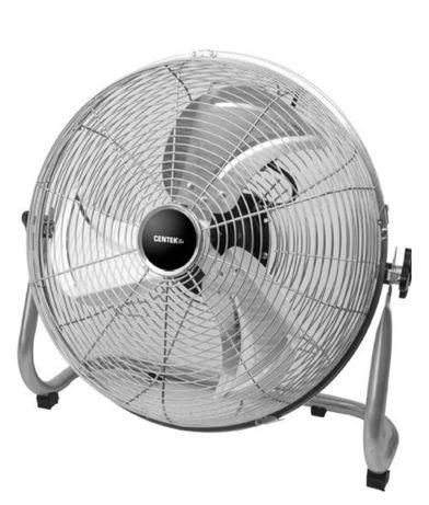 Вентилятор, напольный, корпус металлически