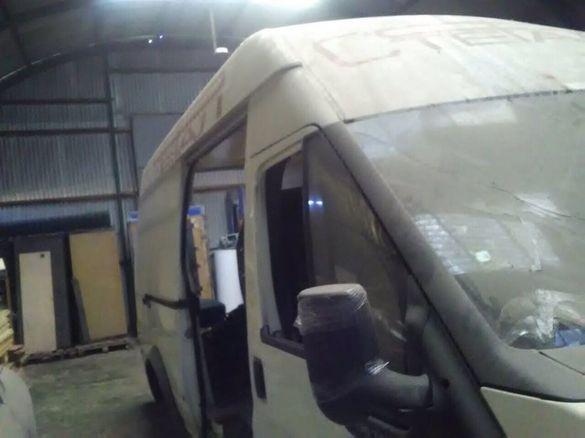 Форд транзит 2005 г хладилен на части