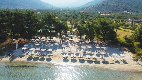 почивка или риболов в Гърция-Тасос