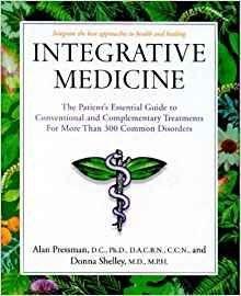 Интегративна Медицина Книга 590 стр
