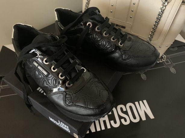 Adidasi/sneakers originali Moschino
