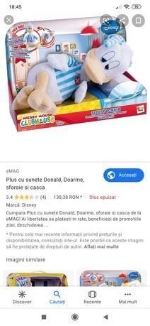 Donald somnorosul