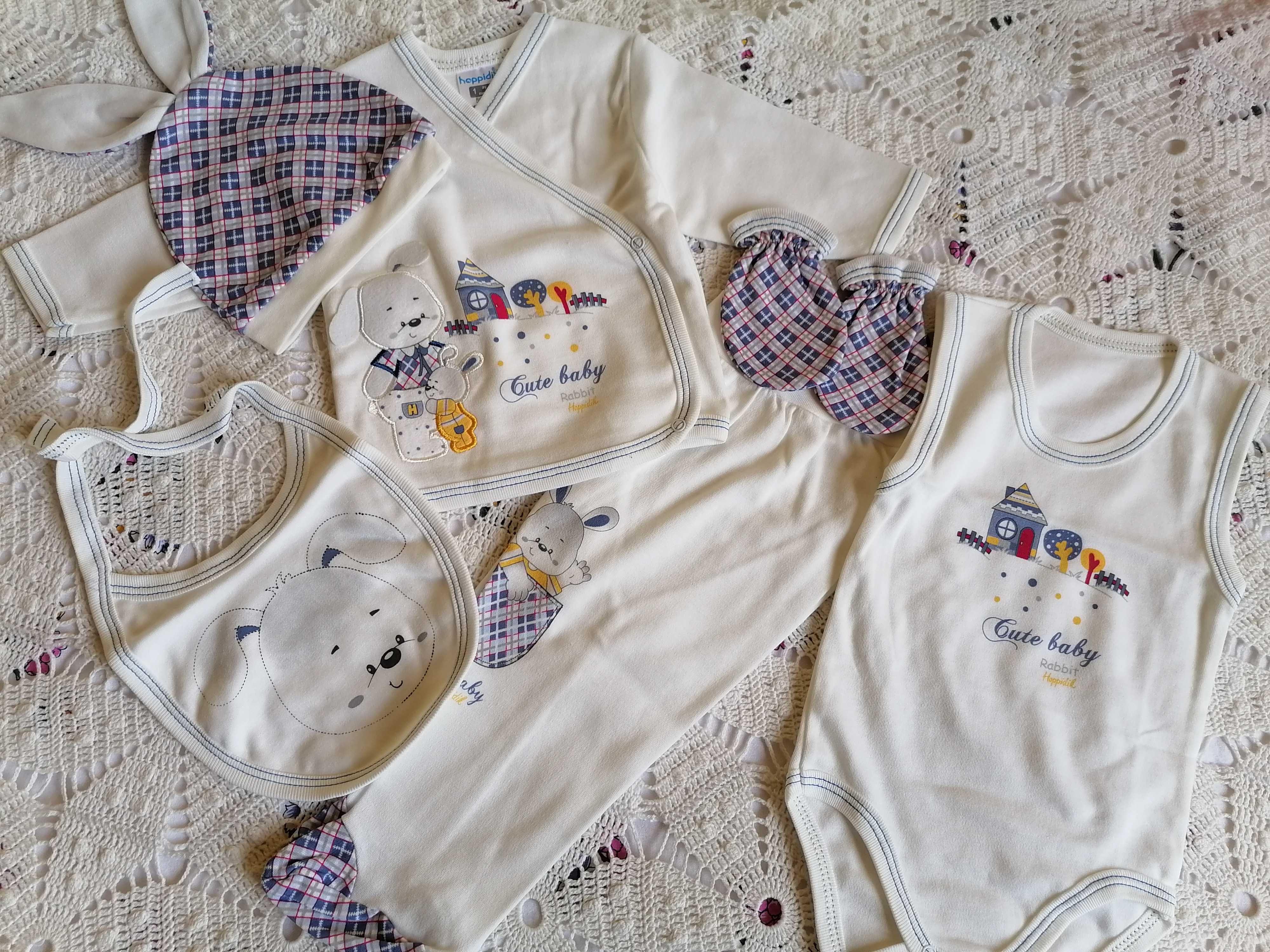 Нов Комплект за изписване на бебе