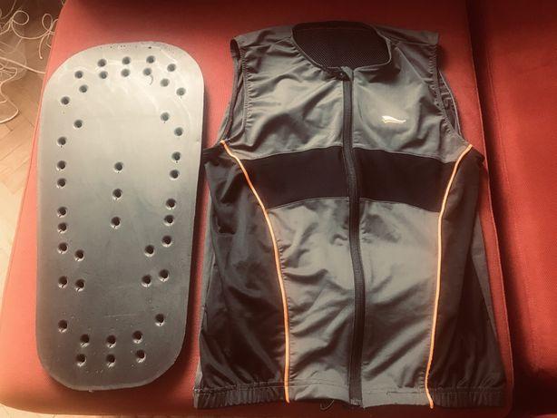 Vesta pentru protecția coloanei vertebrale-echipament sportiv