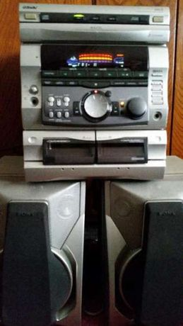 Sony RX77S audio