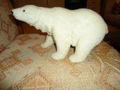 бяла мечка , сувенир , играчка , подарък