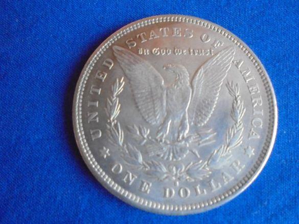 Колекция Долари 1795-1921 - 8 бр