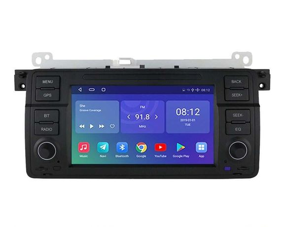 Navigatie GPS Android BMW E46 Rover 75 Wi-Fi Bluetooth DSP USB