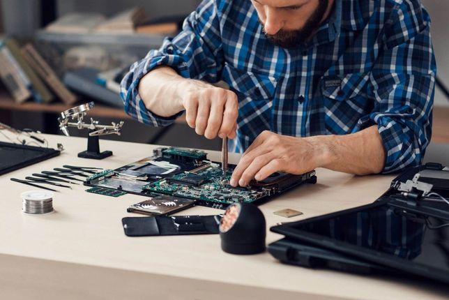 Ремонт компьютеров/ноутбуков, Установка/восстановление Windows