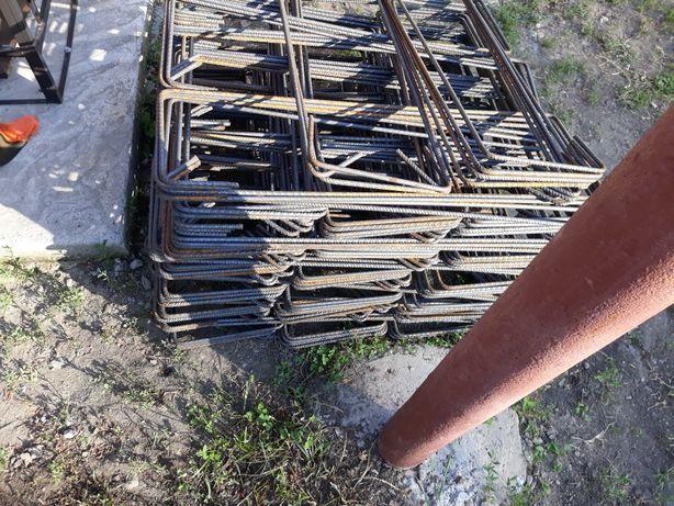 etrieri din fier beton fundatie