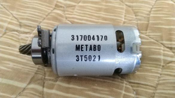 Ел. мотор METABO чисто нов