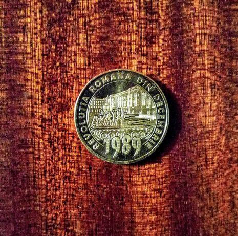 Monede 50 de bani Aniversara/Revoluția din 1989