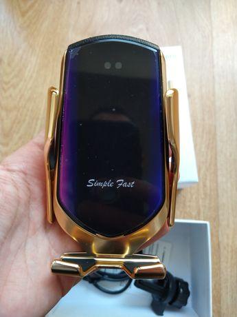 Suport telefon inteligent cu încărcare wireless