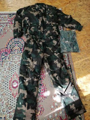 Камуфлажни дрехи