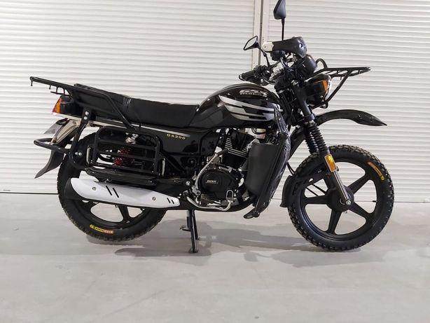 Мотоцикл 200 сс (Актау)