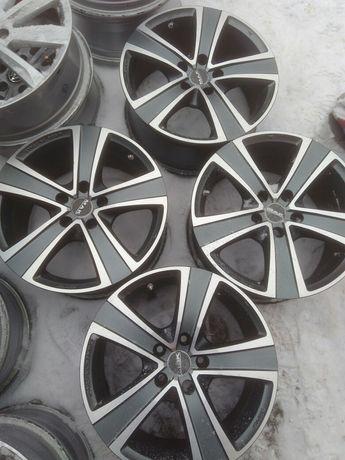 4jante 5x114,3 R17 că noi Mazda 3,5,6,cx5,cx7, Toyota RAV4, Suzuki gra