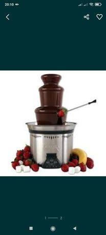 Шоколадный фонтан. Обмен на кофемашину.