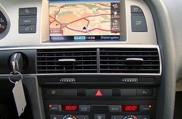 АУДИ / AUDI навигационен диск карта за MMI 2G HIGH 2020 година