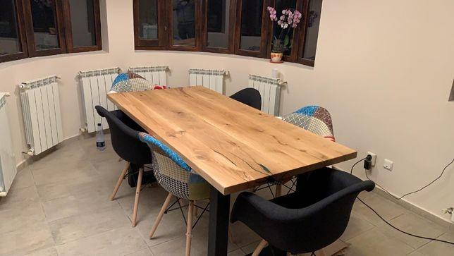 Blat bucatarie/masa/birou lemn masiv