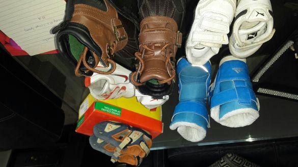детски маркови буики и летни сандалки-nike -adidas,бенетон,поло и PUM