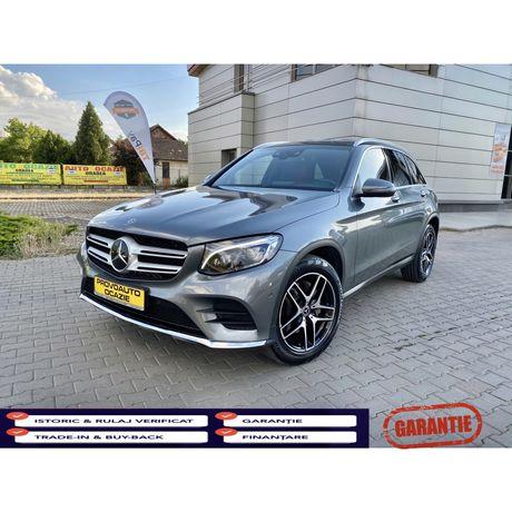 Mercedes Benz GLC 2018 AMG II-4MATIC-Individual-TvaDeductibil-Garantie