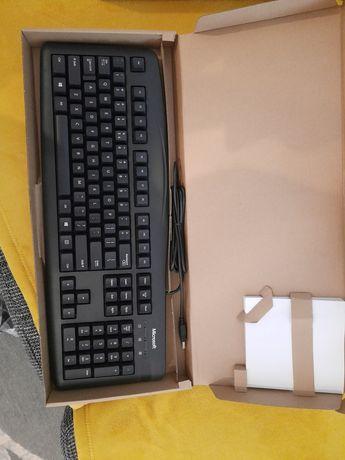 Tastatura Microsoft 200 cu fir