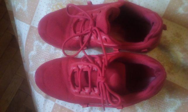 Adidas Bershka  rosii numarul 39-40