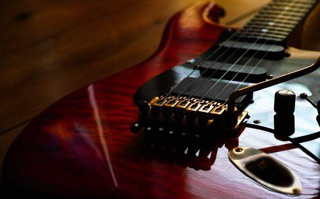 Обучение игре на электрогитаре/акустической-гитаре Онлайн/Оффлайн