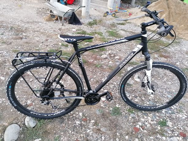 "Bicicleta Dynamics Gravity Street Crossbike 28 """