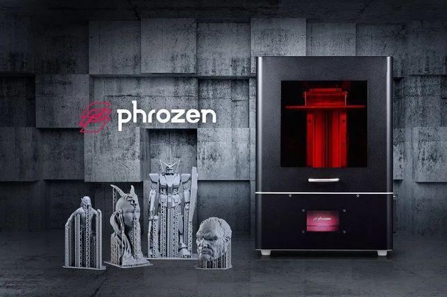 Phrozen Shuffle XL Imprimanta 3D Rasina DLP[OFERTA]