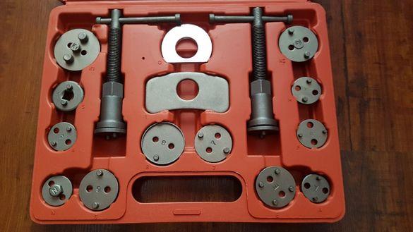 Спирачен комплект за връщане на спирачни цилиндри 21 части