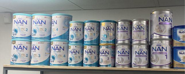 Питание NAN