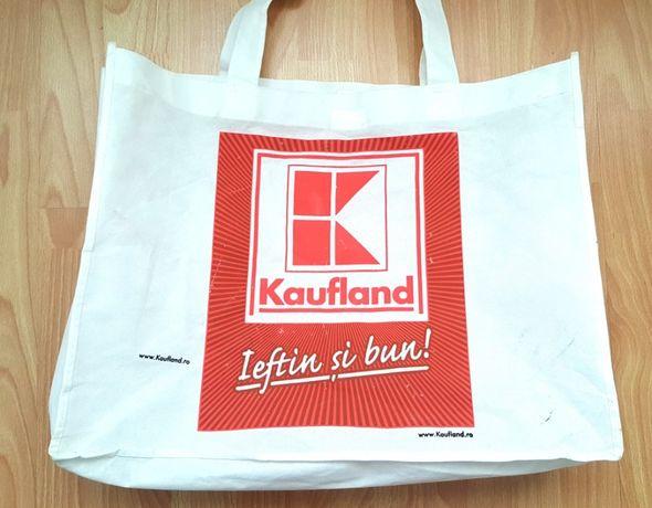 Sacoşă calitate Kaufland 50 x 38 cm