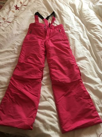Vand pantaloni de ski Wedzee pentru fete 8-10 ani