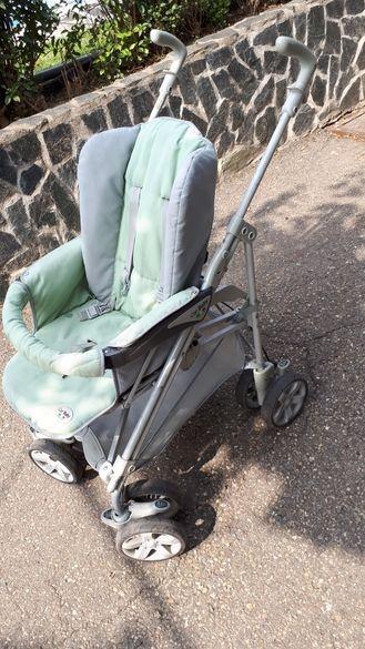 """-20% Италианска Бебешка количка 3 в 1 """"Car Baby"""""""