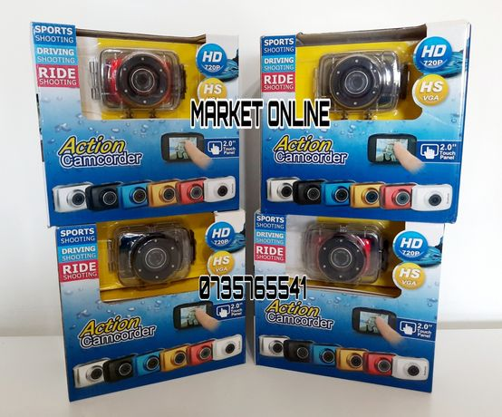Camera video Action Camcorder