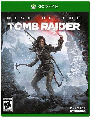 Rise of the Tomb Raider для Xbox One, обмен на Forza Horizon 4