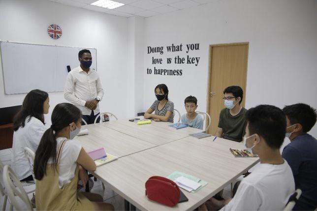Курсы английского языка в Атырау!